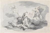 allegorie auf eine regentschaft by caspar franz sambach