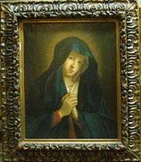 madonna of sorrow by ermina de gadenstedt