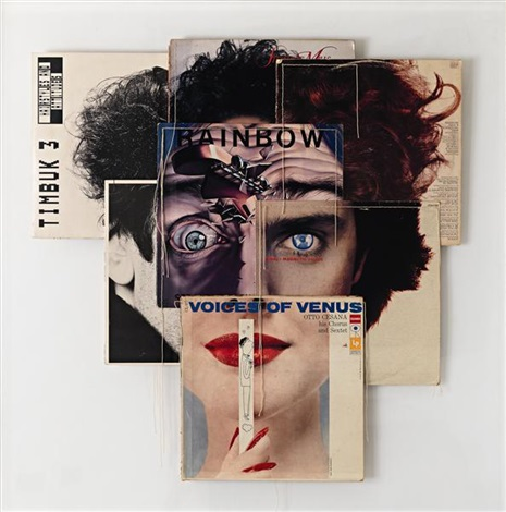 voices of venus by christian marclay