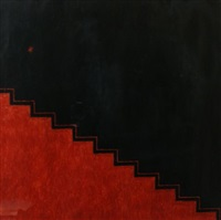the elephant in the dark (triptych) by jihad muhammad john armstrong