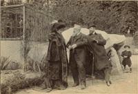 auguste rodin, sculpteur et la duse, le 22 avril by paul marsan dornac