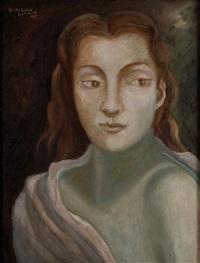 mujer by manuel rodríguez lozano