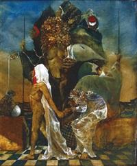 composition fantastique by marc davet