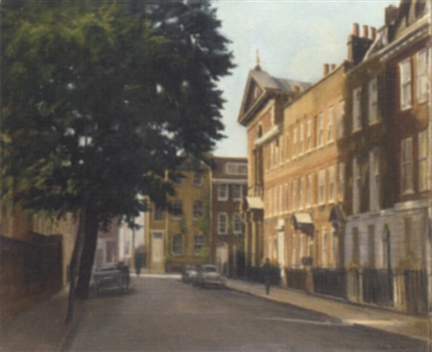 cheyne row london by nelson bamer