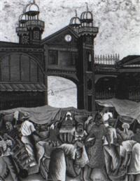 marché vallière by gesner abelard