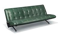 a d-70 sofa by osvaldo borsani