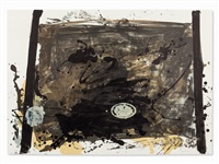 suite 63 x 90, pl. 2 by antoni tàpies