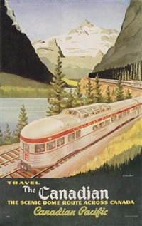 travel the canadian/canadian pacific by roger couillard