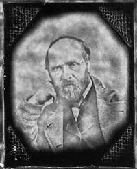 autoportrait by alphonse louis poitevin