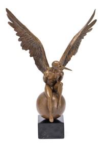 ángel bernardo miniatura by jorge marín