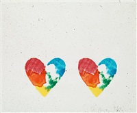 dutch hearts by jim dine
