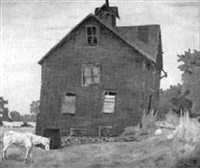 north ridgeville barn by ora coltman