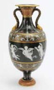 vase by minton