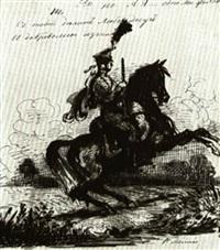 cavalier russe by prosper mérimée