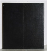 untitled (black) by john gaspar
