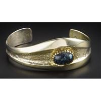 a bracelet by charles loloma