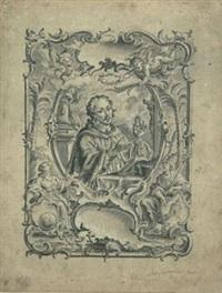 der heilige johannes nepomuk by vitus felix rigl