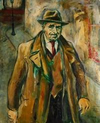 portrait d'elisée maclet by blanche jeannin