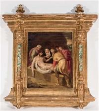 entierro de cristo by italian school (16)