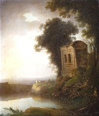 italianate landscapes by robert freebairn