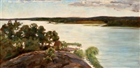 archipelago landscape by axel haartman