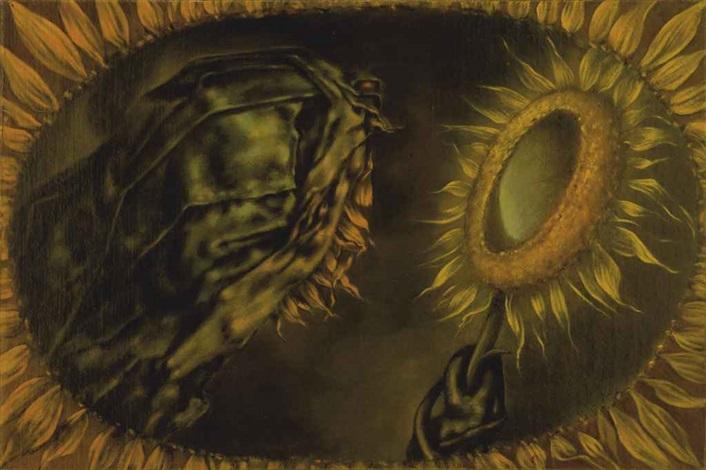 le miroir by dorothea tanning