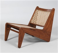 kangaroo chair (chauffeuse) by pierre jeanneret