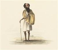 indians (album w/ 9 works) by hubert cornish