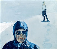 hommage à collville by rainer fetting