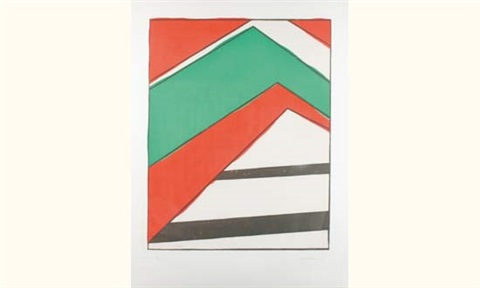 composition no3 by bertrand lavier
