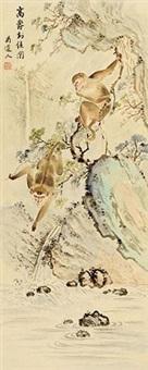 高爵封侯图 by xu ju'an