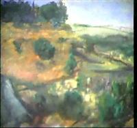 paesaggio umbro by alfonso avanessian