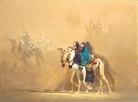 caravane by hocine ziani