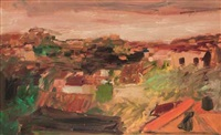 landscape by ozdemir altan