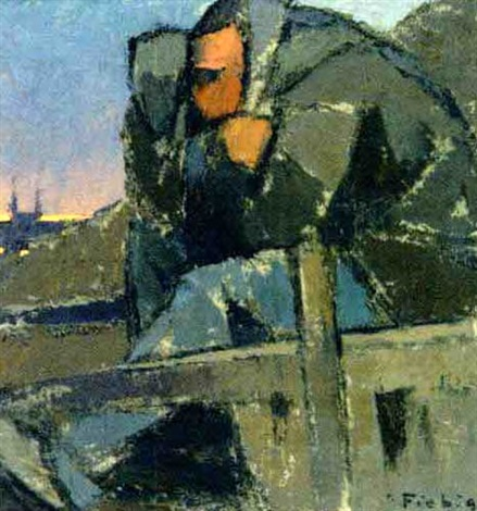 travailleur by frederic fiebig