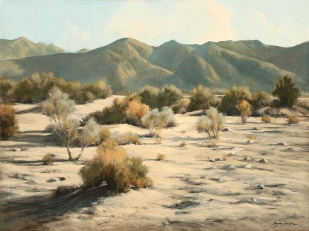 anderson wash desert landscape by darwin duncan