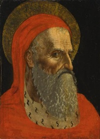 saint jerome by italian school-lombardy (15)