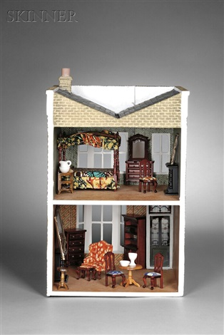 norton christmas project/doll house by yinka shonibare mbe