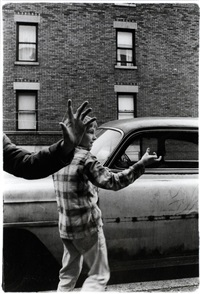 poor whites of chicago by danny lyon