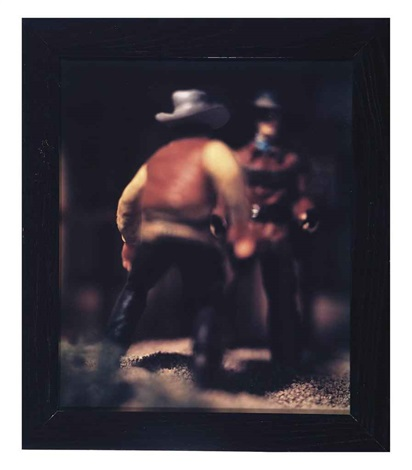 straits west five trails west 2 works by david levinthal