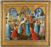 la deposizione dalla croce by fra angelico