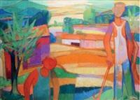 les travaux des champs by yves alix