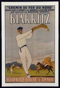 biarritz toute l'année by ramiro arrue