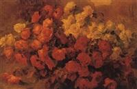 roses by josef pilters
