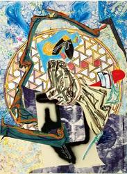the great heidelburgh tun by frank stella