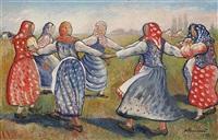 dance by nikolai mikhailovich rodionov