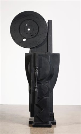 cascades perpendiculars xxx by louise nevelson