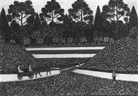 promenade en carriole by maria korsak