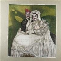 le mariage by ghasem hajizadeh