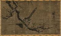 枝雀 by lin liang
